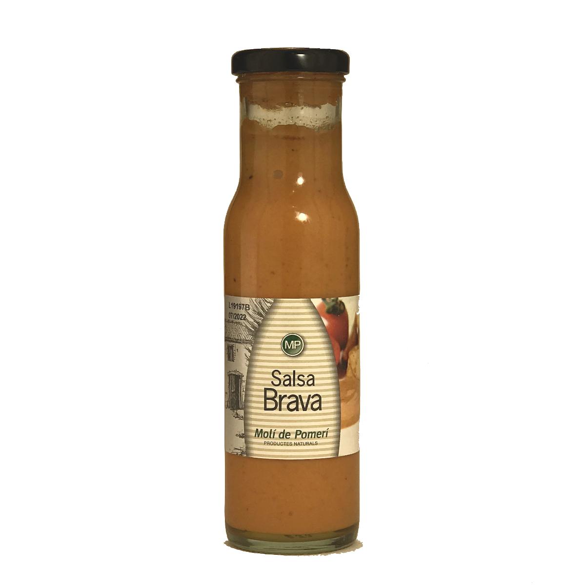 Salsa Brava - spanische Grillsauce - Molí de Pomerí