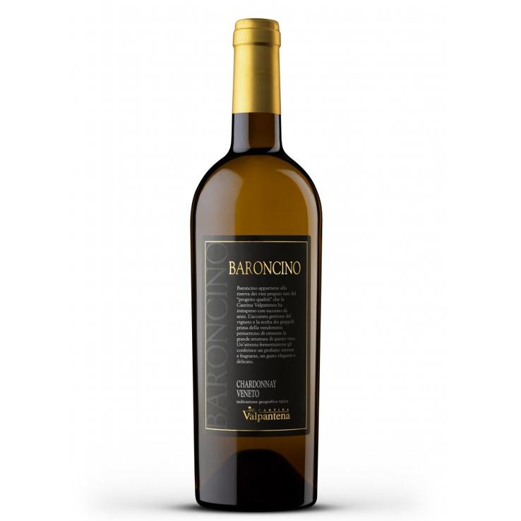 Chardonnay ,Baroncino' IGT 2019 - Cantina Valpantena