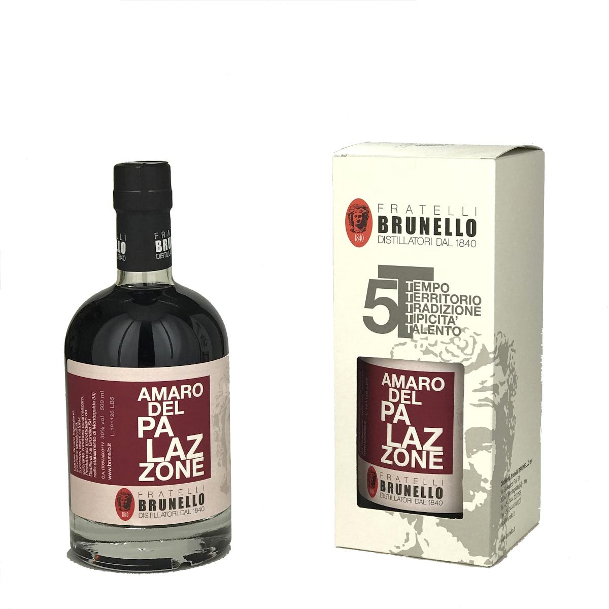 Amaro del Palazzone - Kräuterbitter - Fratelli Brunello