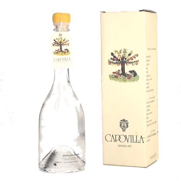 Distillato di Uva Moscato Fior d' Arancio - Capovilla Distillati