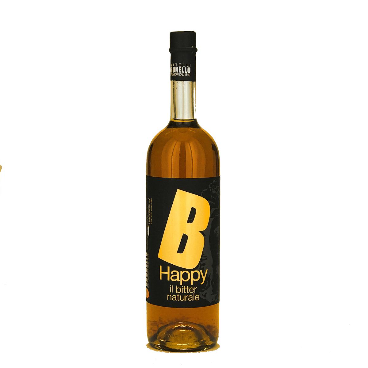 Bitter Bhappy - Kräuterbitter - Fratelli Brunello