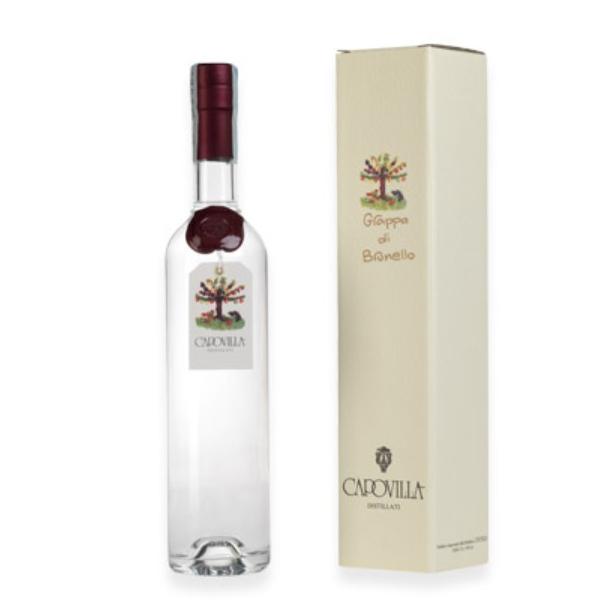 Grappa di Brunello - Capovilla Distillati
