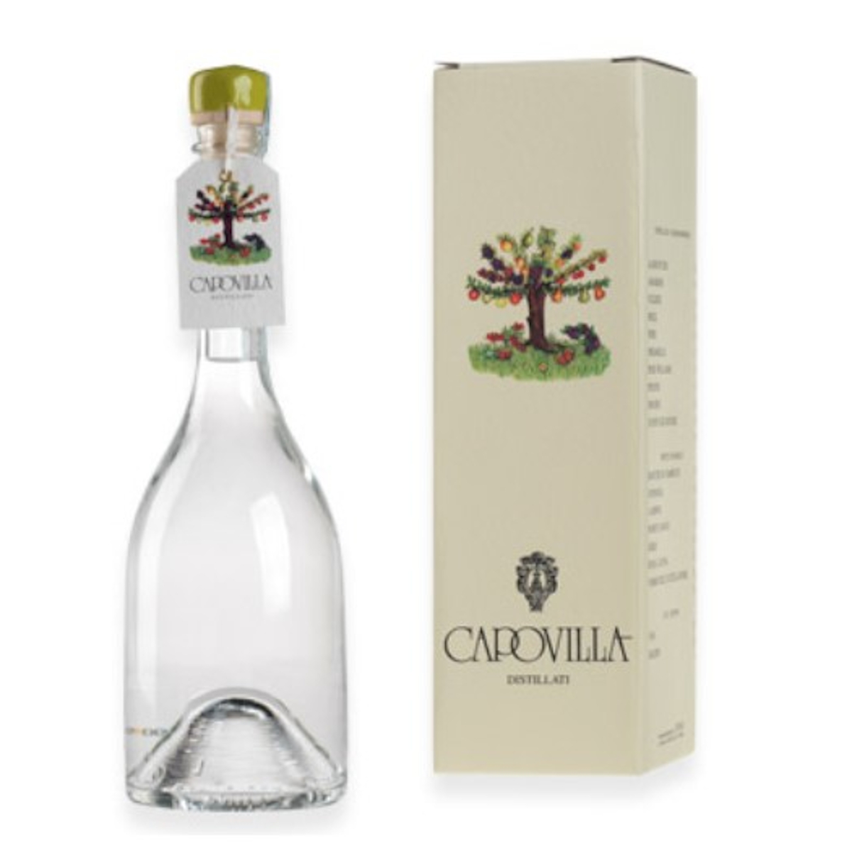 Distillato di Mele Cotogne - Quittenbrand - Capovilla Distillati