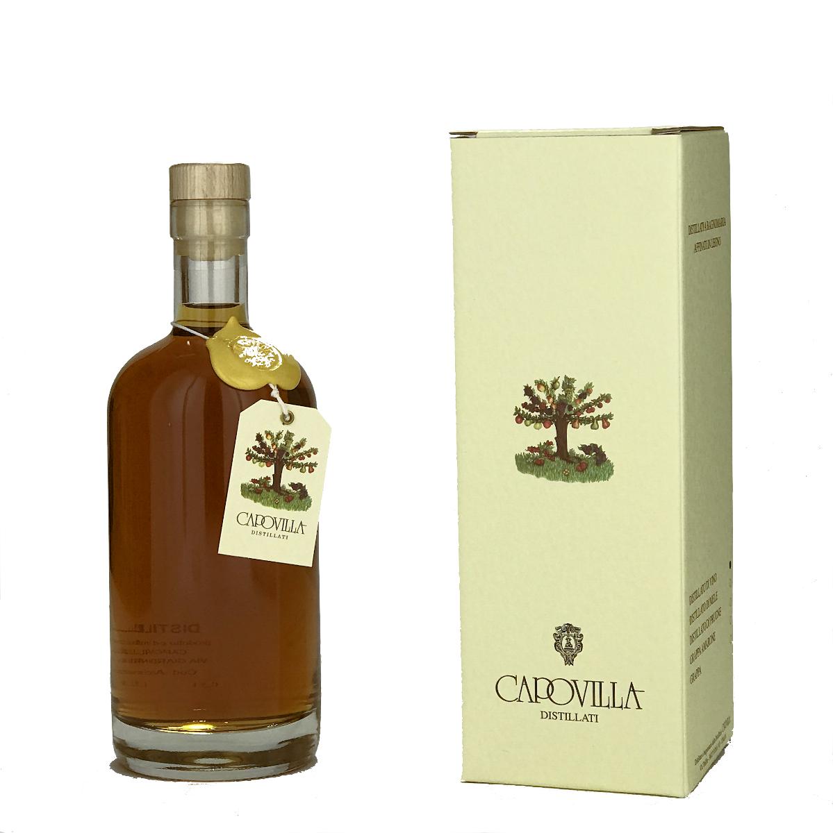 Distillato di vino 1998 - Brandy - Capovilla Distillati