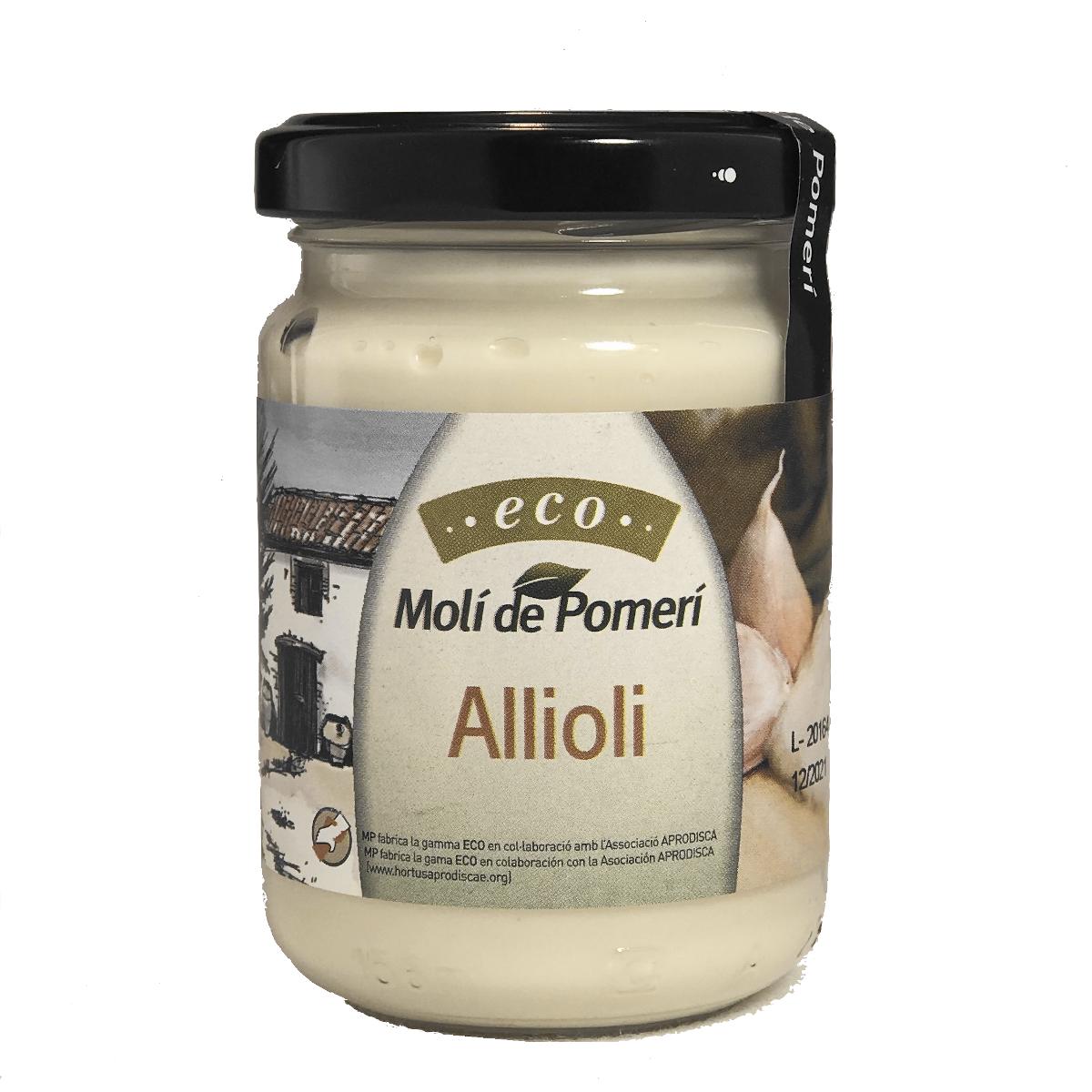 Allioli - Knoblauchmayonaise - Molí de Pomerí