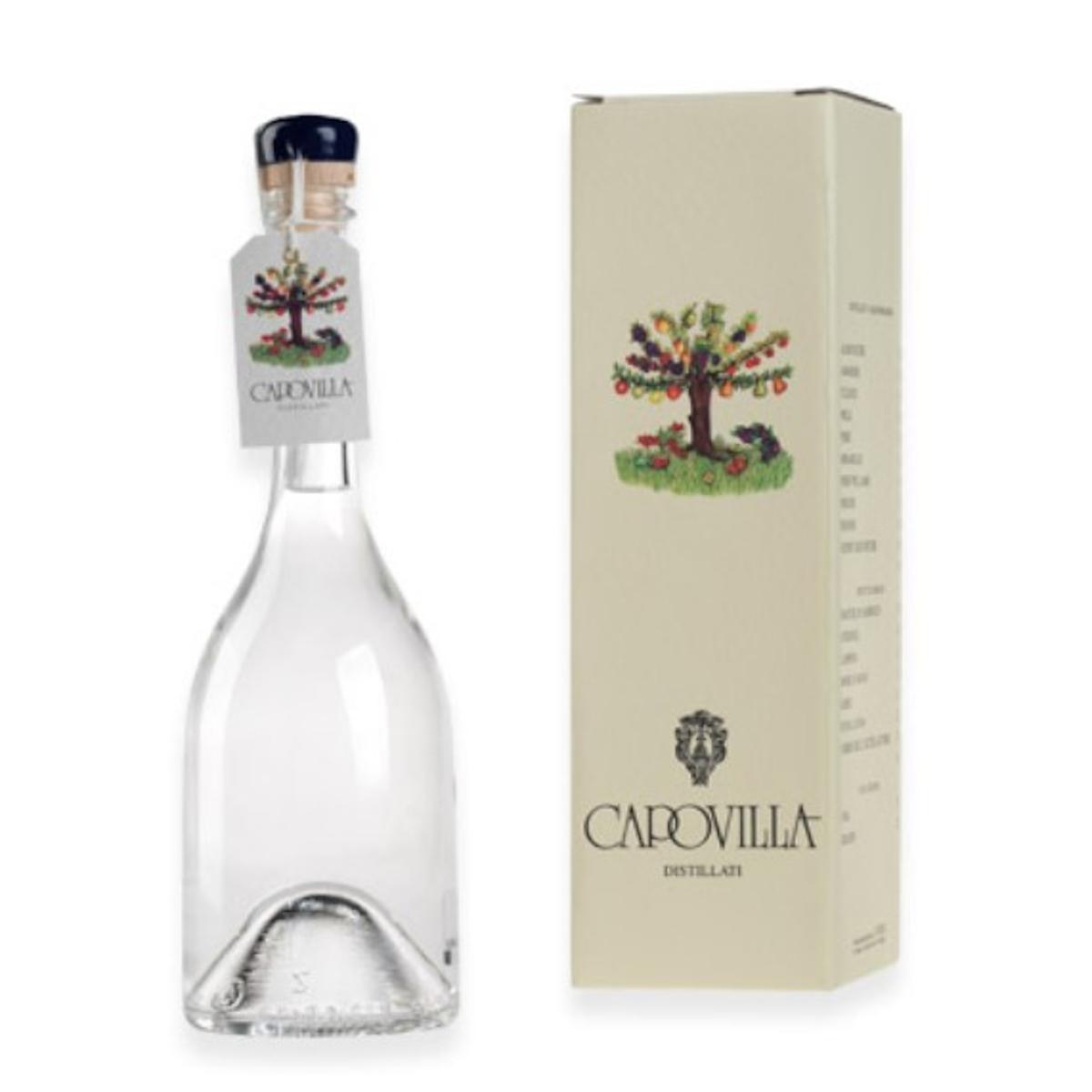 Distillato di Prugne selvatiche - Wildzwetschgenbrand - Capovilla Distillati